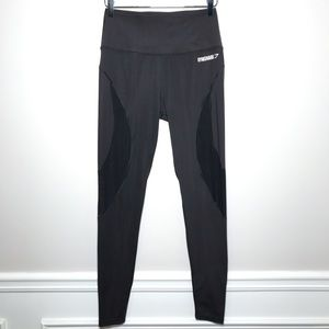 Gymshark High Rise Full Length Black Leggings